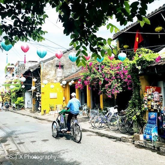 越南会安街道