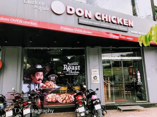 DON CHICKEN