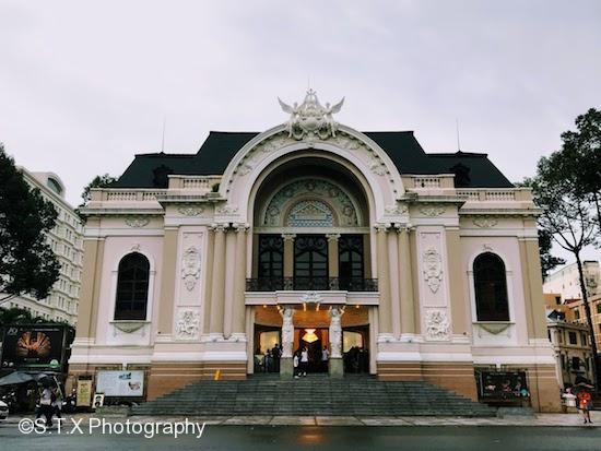 西贡歌剧院