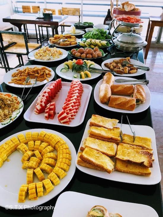 Eden Garden Hotel早餐