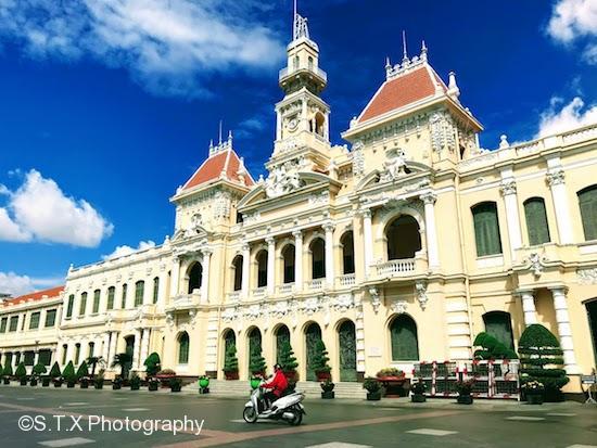 胡志明市政厅