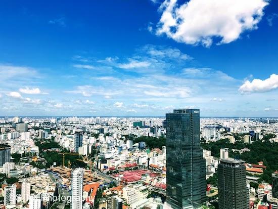 金融塔、胡志明市