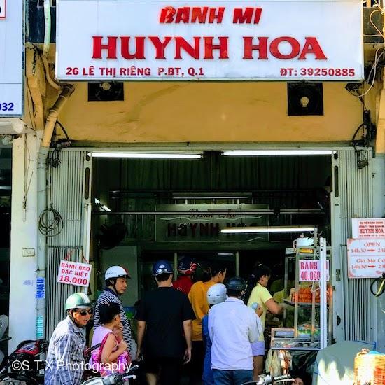 法棍、Banh Mi Huynh Hoa
