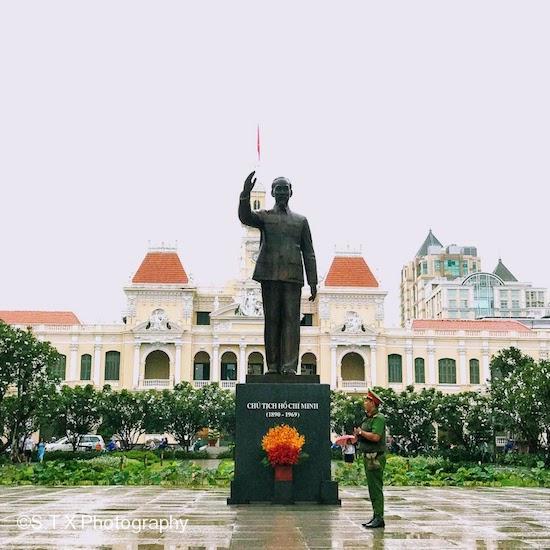 西贡、手机街拍