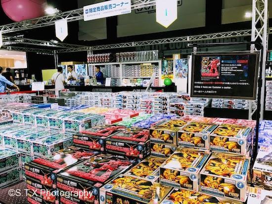 The Gundam Base、台场高达博物馆