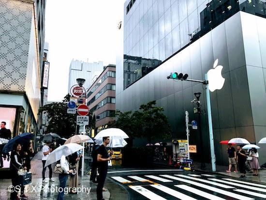 银座Apple Store